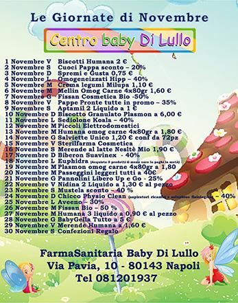 Centro Baby di Lullo - Nov 2019 su sito