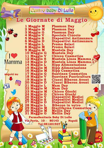 Giornate Farmababy di Lullo - Maggio2018 - su sito