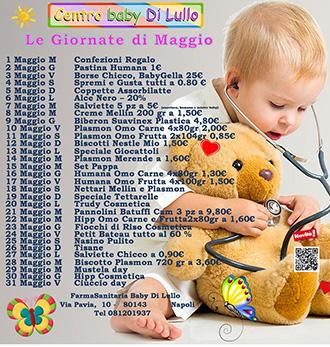 Locandina Baby di Lullo Maggio su sito